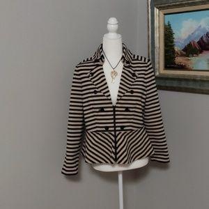 WHBM| womans business jacket blazer